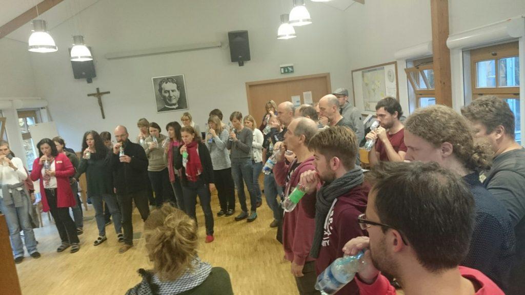 Probenwochenende 2012 SELaVie Chor Pulheim