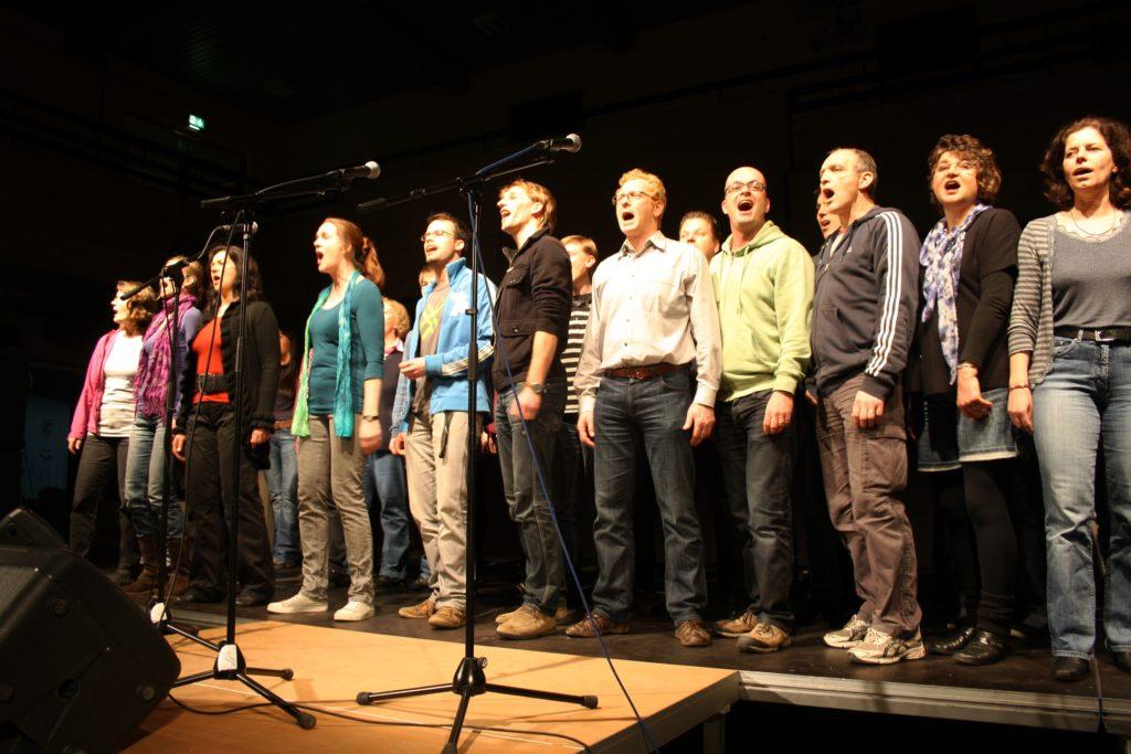 Musical 2012 SELaVie - Schüler*innen, Eltern- und Lehrer-Chor der GSG Pulheim