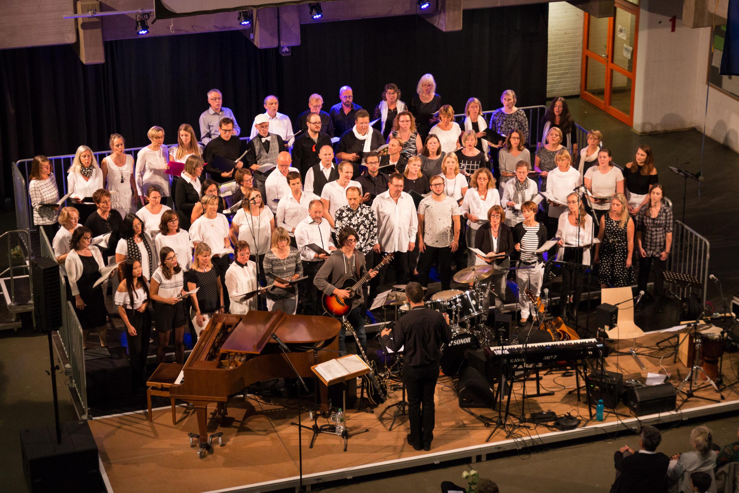 SELaVie - Konzert 2018 GSG Pulheim