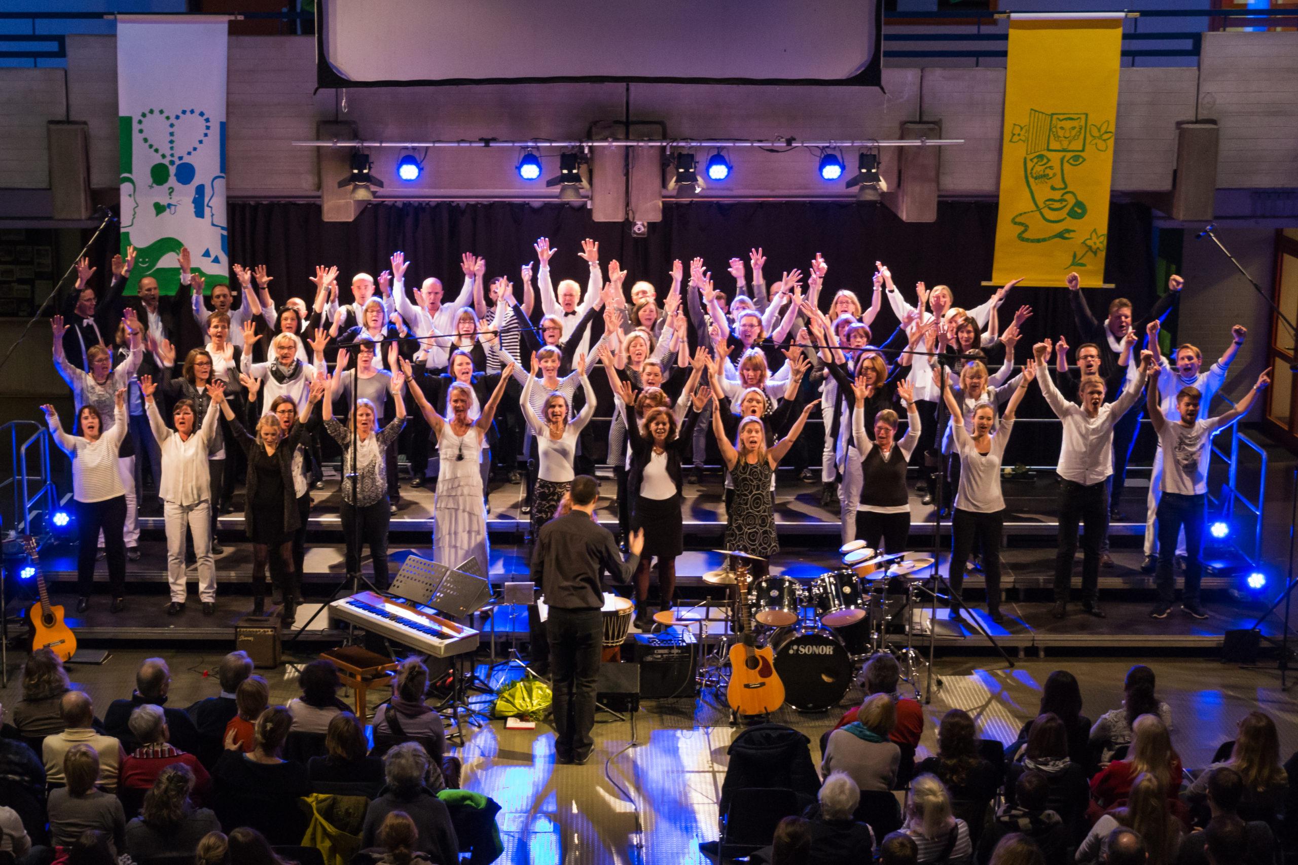SELaVie - Konzert 2016 GSG Pulheim
