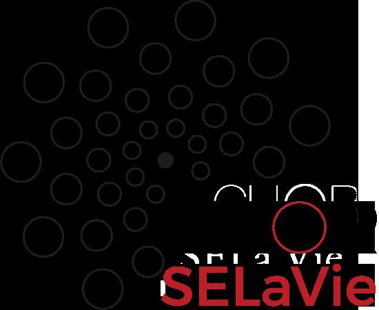 Logo SELaVie - Schüler*innen, Eltern- und Lehrer-Chor der GSG Pulheim